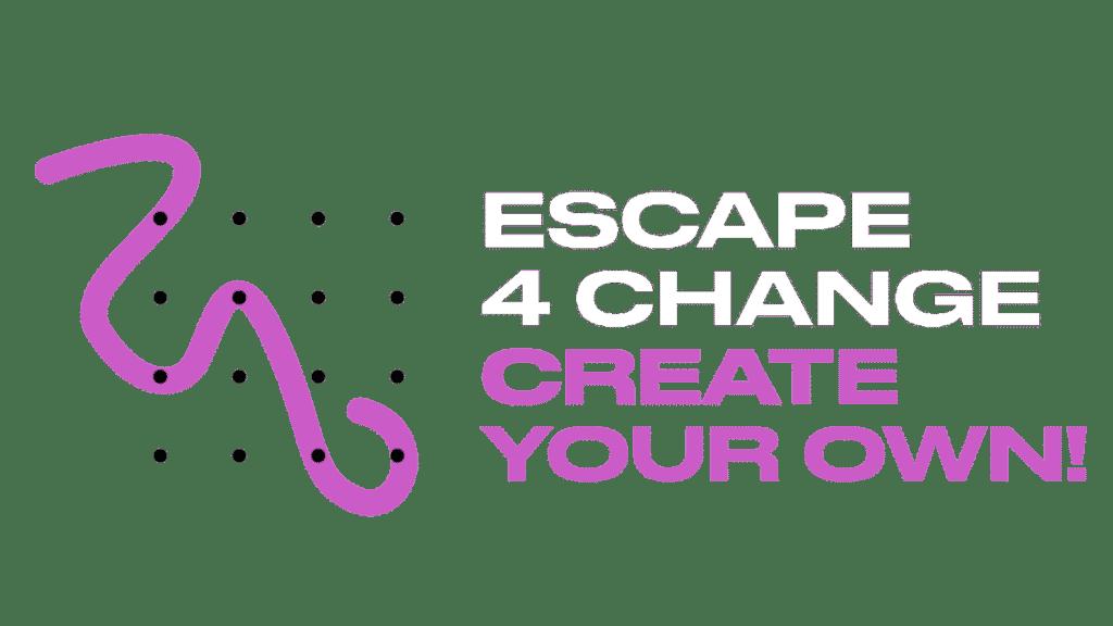 escape for change crea la tua